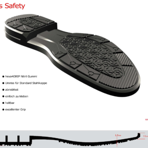 *NEU* hexa4GRIP® Business Safety