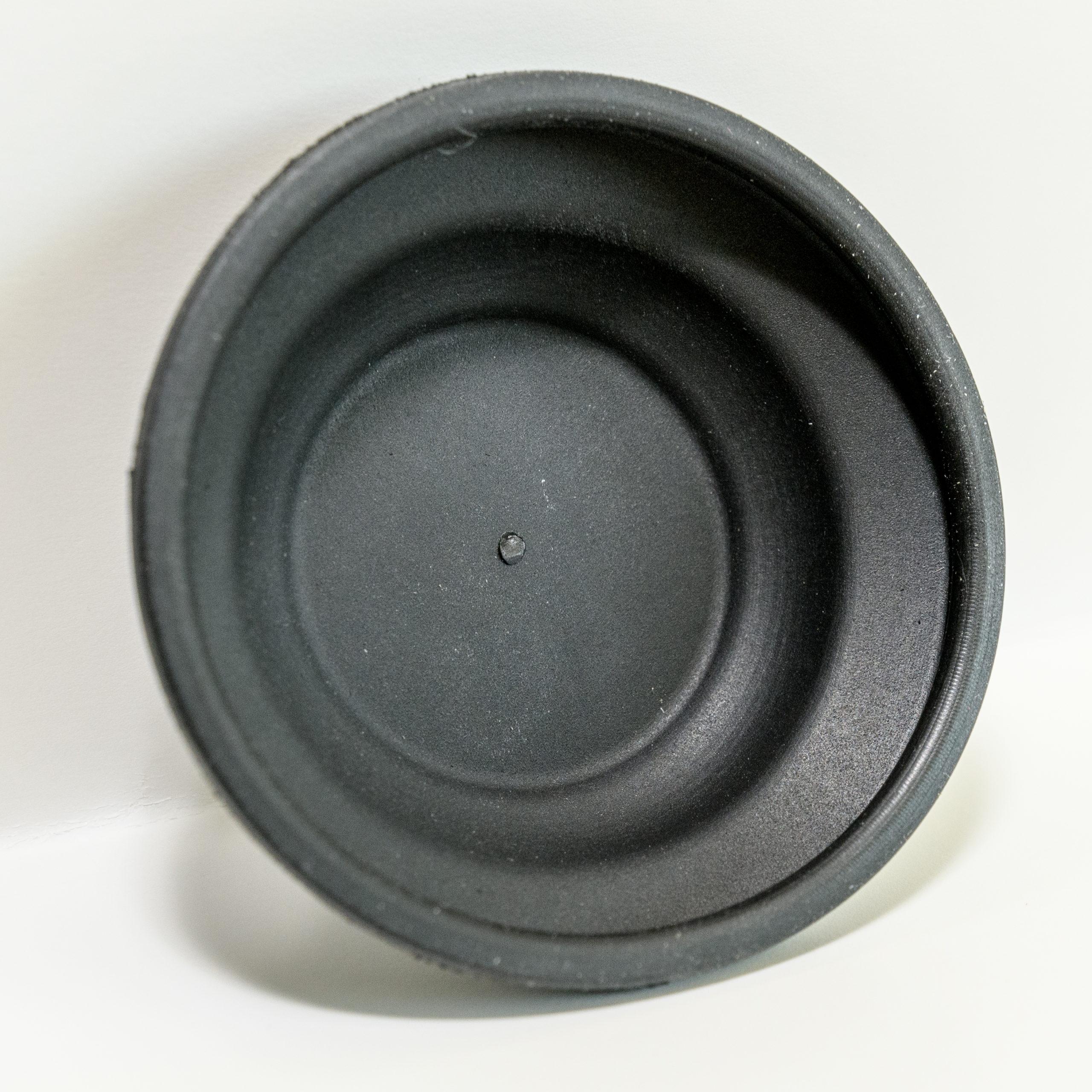Vakuum-Manschette<br>für die Zentralverriegelung<br>ohne Metall<br>(für die Modelle W108/109 früh<br>und W111)